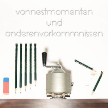 Cover der CD Von Nestmomenten und anderen Vorkommnissen